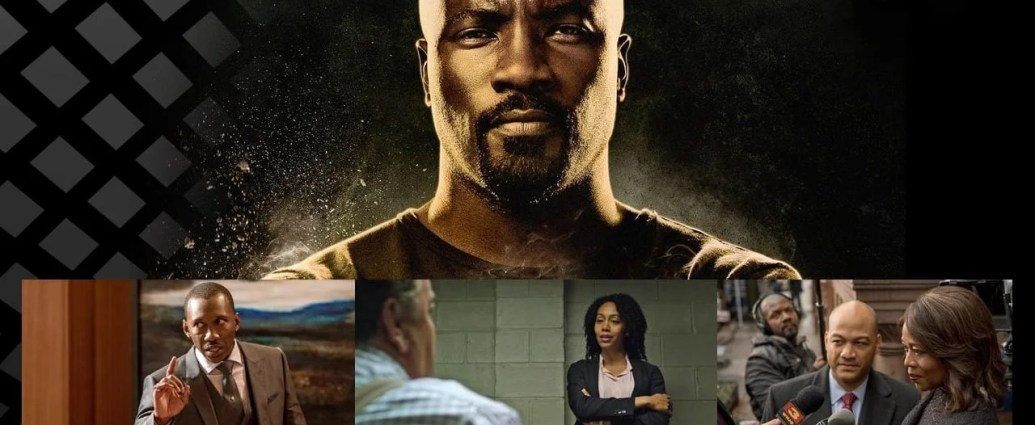 Luke Cage is Interesting