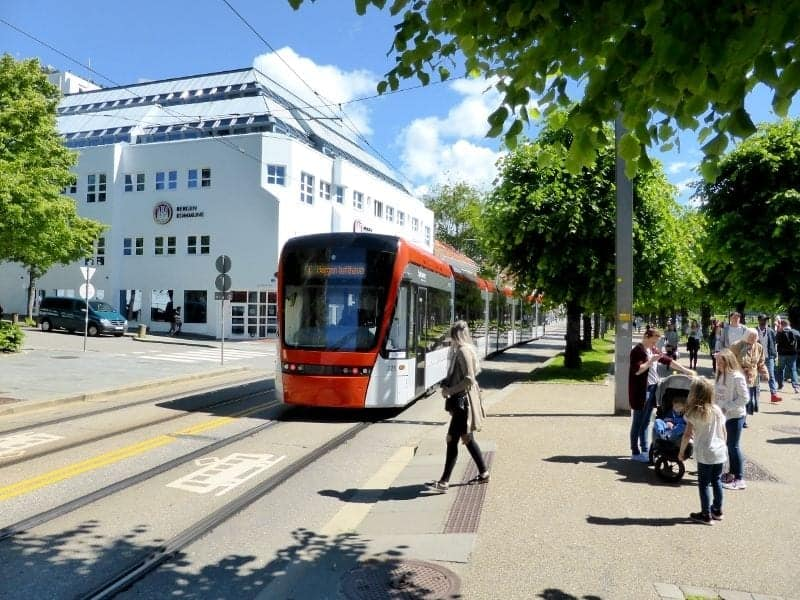 First major contract for the Bybanen Light Rail route to Fyllingsdalen