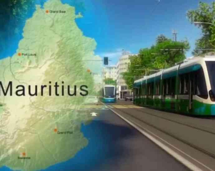 Light Rail on Mauritius