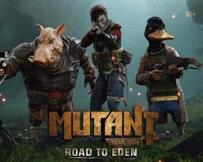 Mutant Year Zero By Funcom Revealed In This Awesome Cinematic Trailer