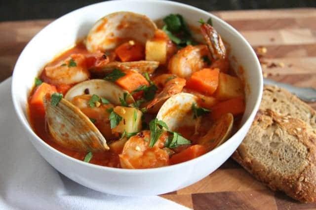 Delicious Seafood Soup Recipe