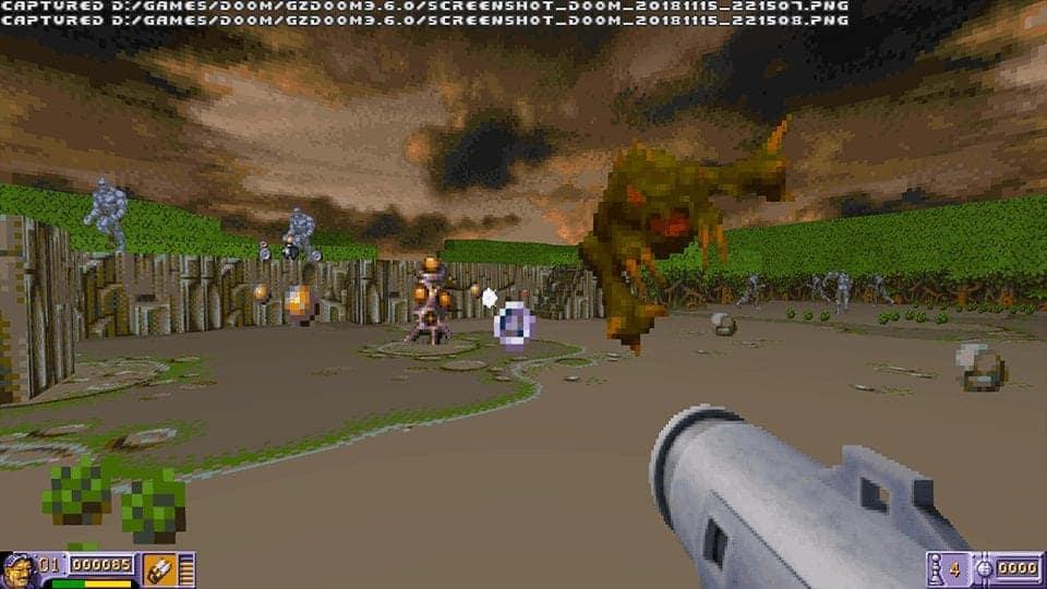 Amiga Classic The Chaos Engine Transformed