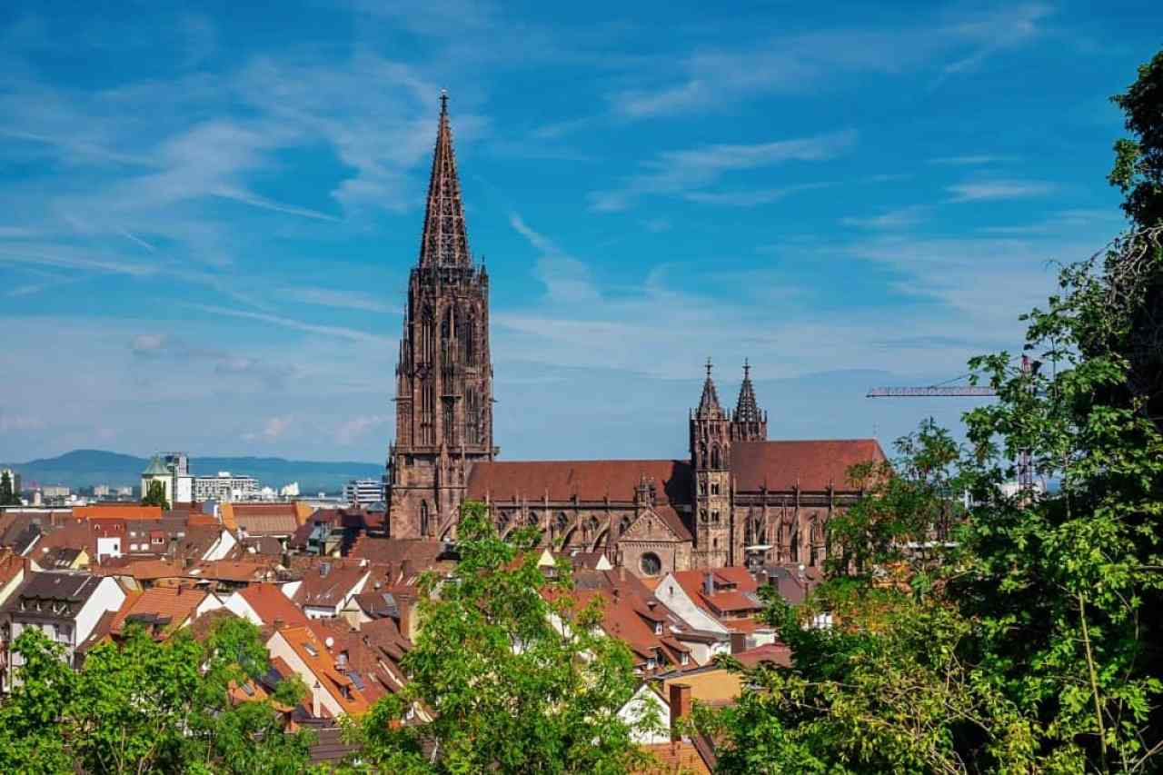 Freiburg Becomes more Beautiful