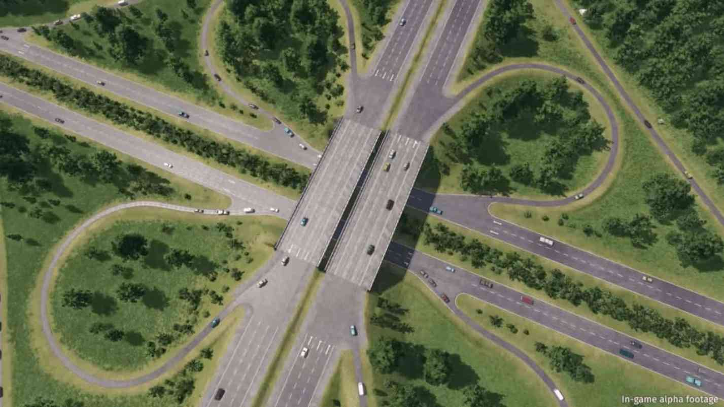 Transport Fever 2 will bring Highways and Streetlights