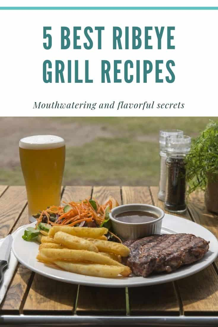 ribeye grill recipes