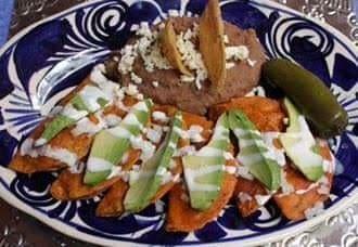 enchiladas potosinas recipe