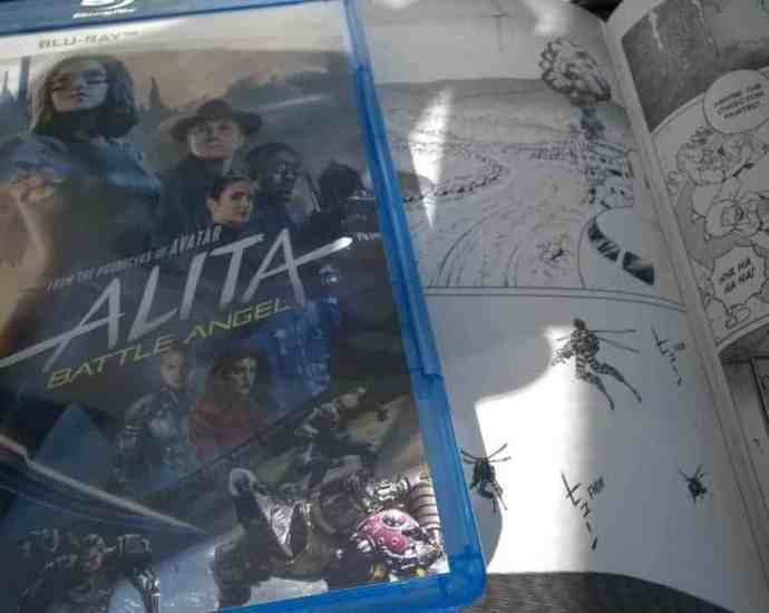 Alita Battle Angel Anime Series isn't Worth It