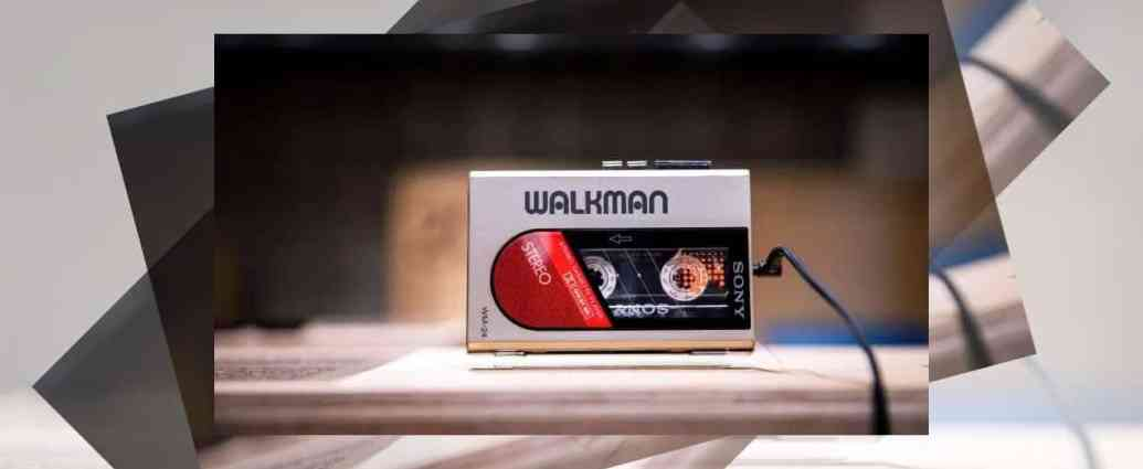 Now its time to Remember the famous Sony Walkman
