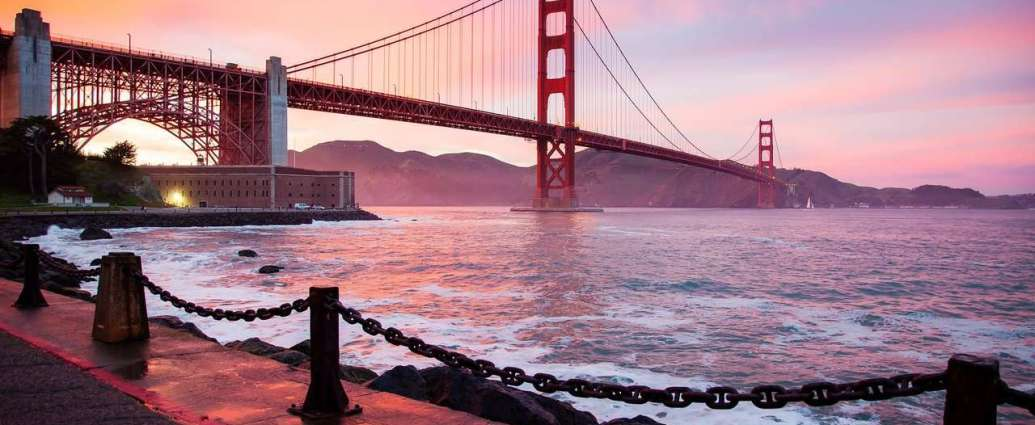 Golden Gate Bridge, beautiful bridges, 7 most beautiful bridges around the world