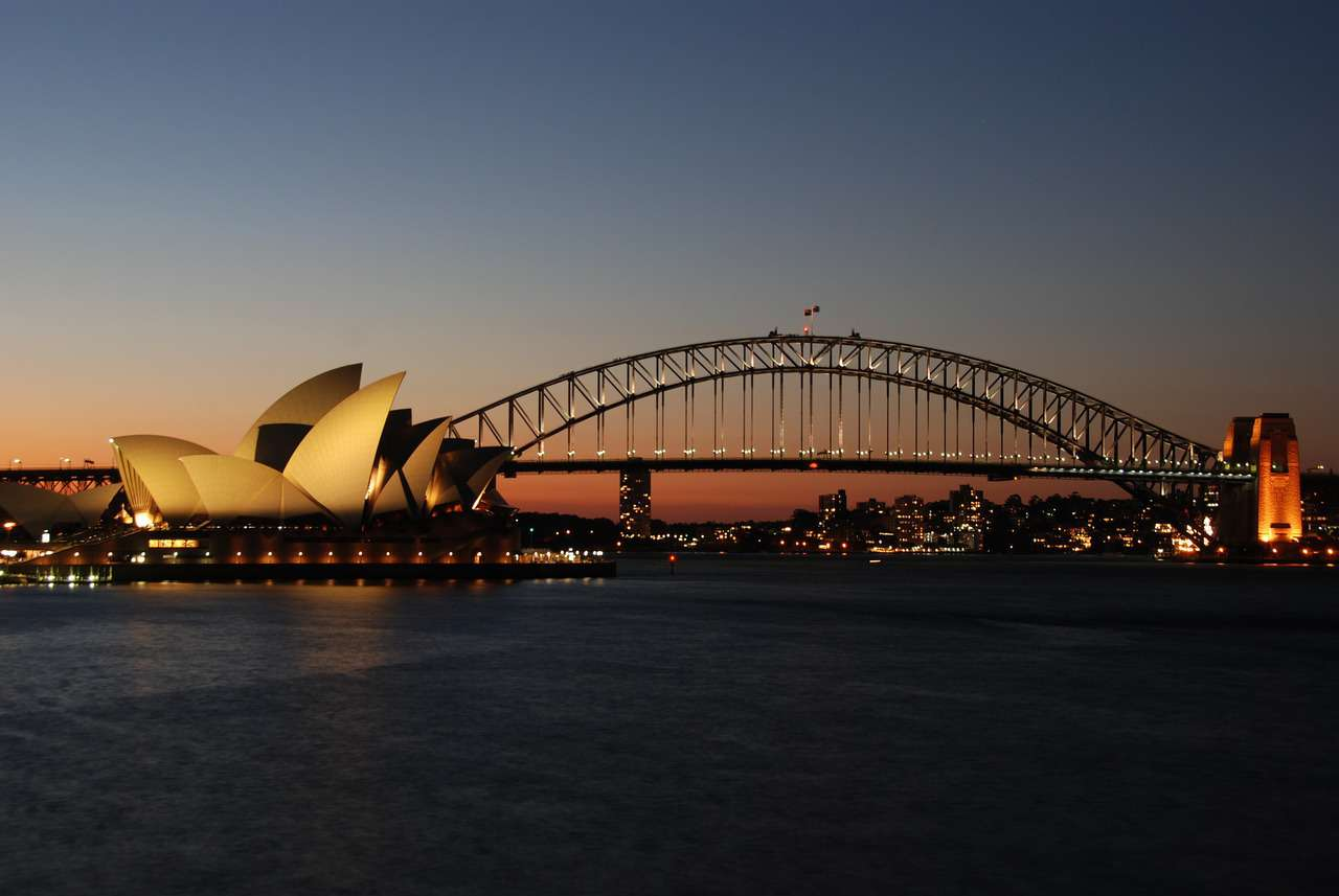 Sydney Harbor Bridge is worth visiting while staying in Australia's biggest city. Also known as Sydney Harbour Bridge