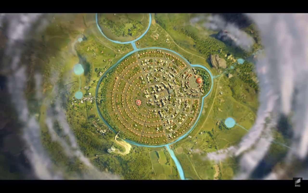 Lem Planet 51 Map