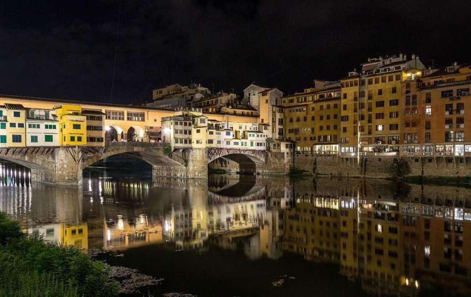 Ponte Vecchio, top 7 favorite bridges in the world