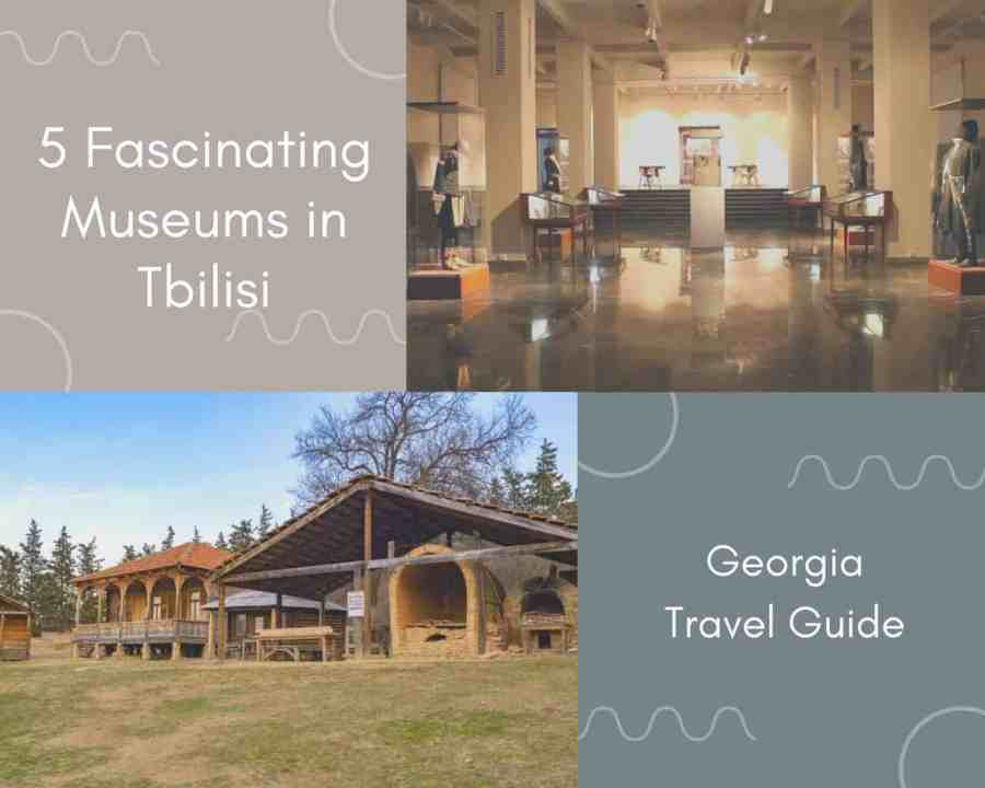 Museums in Tbilisi