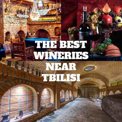 Wineries near Tbilisi