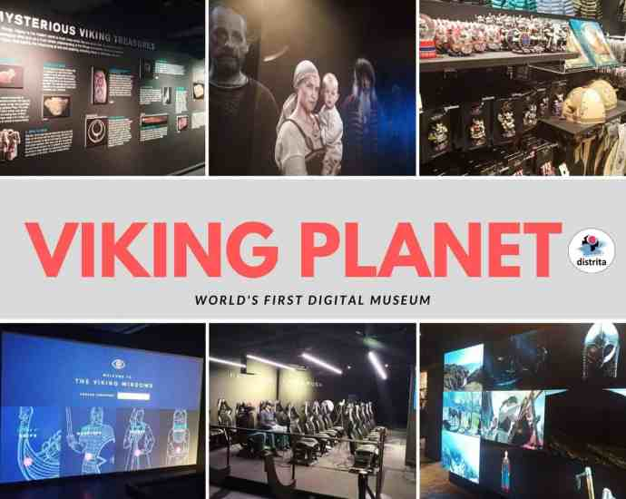 viking planet oslo