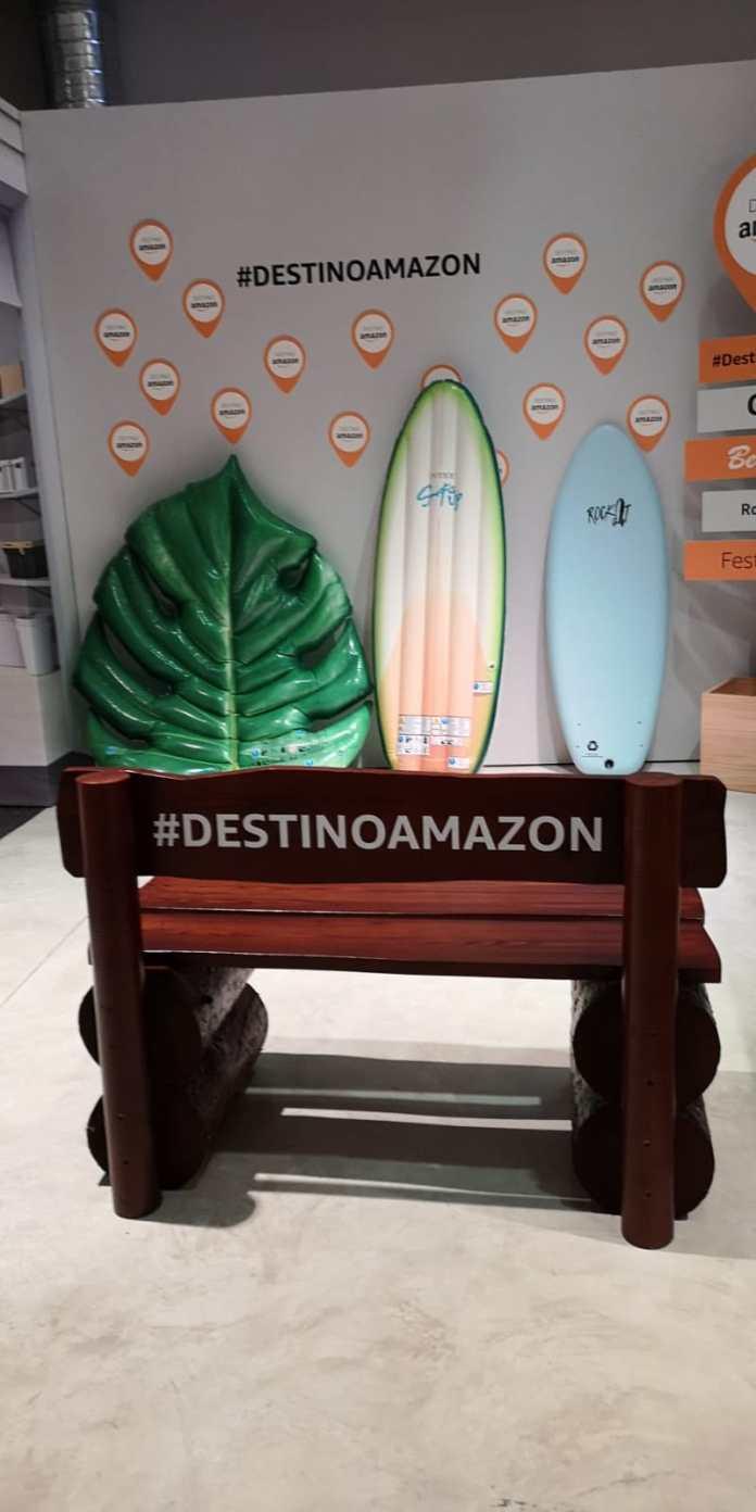 DESTINO AMAZON