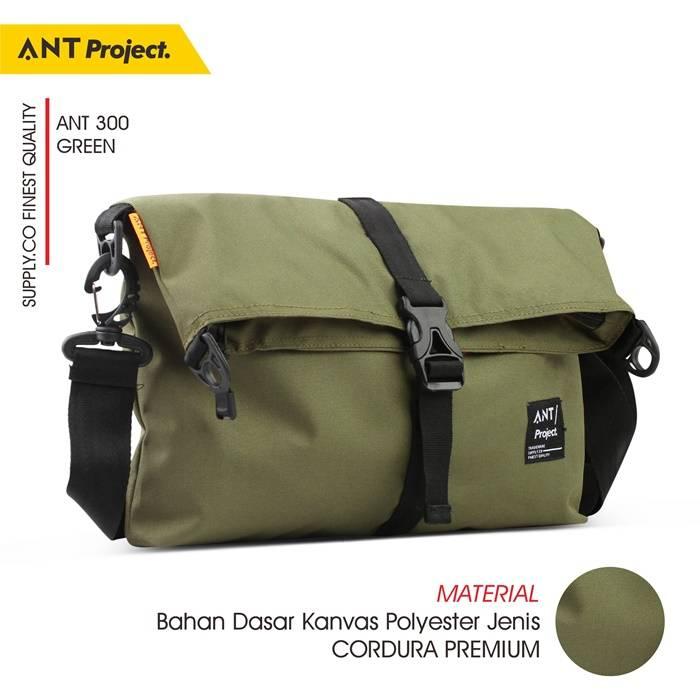 ANT 300 Tas Messenger Allsize