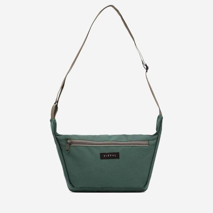 Visval Sling Bag Walker - Olive