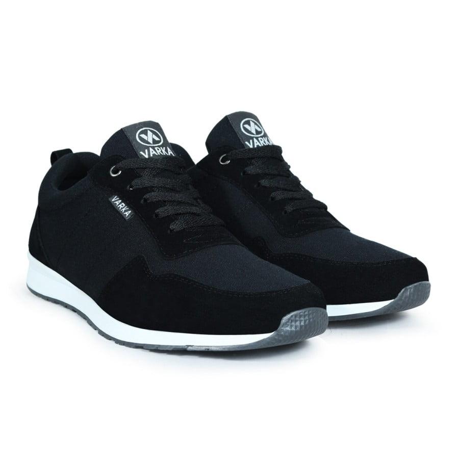 Sepatu Sneakers Pria V 4147 Brand Varka Sepatu Kets Kuliah Sekolah Ola