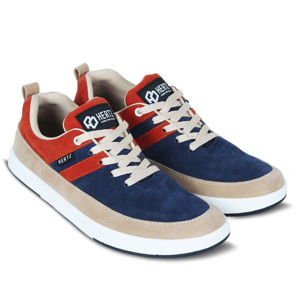 Sepatu Sneaker Pria Model Terbaru H 2840