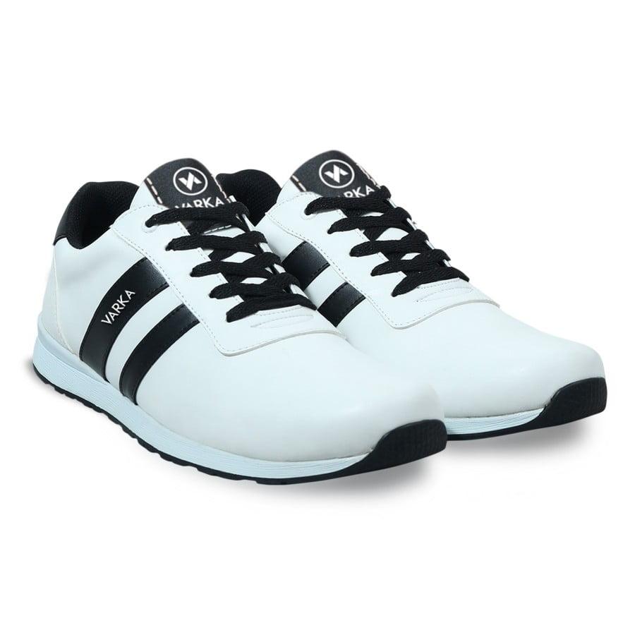 Sepatu Sneakers Pria V 4142 Brand Varka Sepatu Kets Olahraga Running