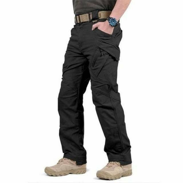 Celana Tactical American Drill Serat Halus
