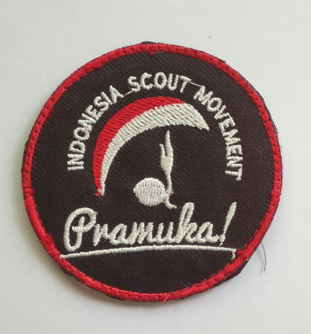Bagde Pramuka Indonesia Scout Movement