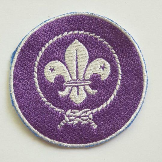 Badge Lambang WOSM