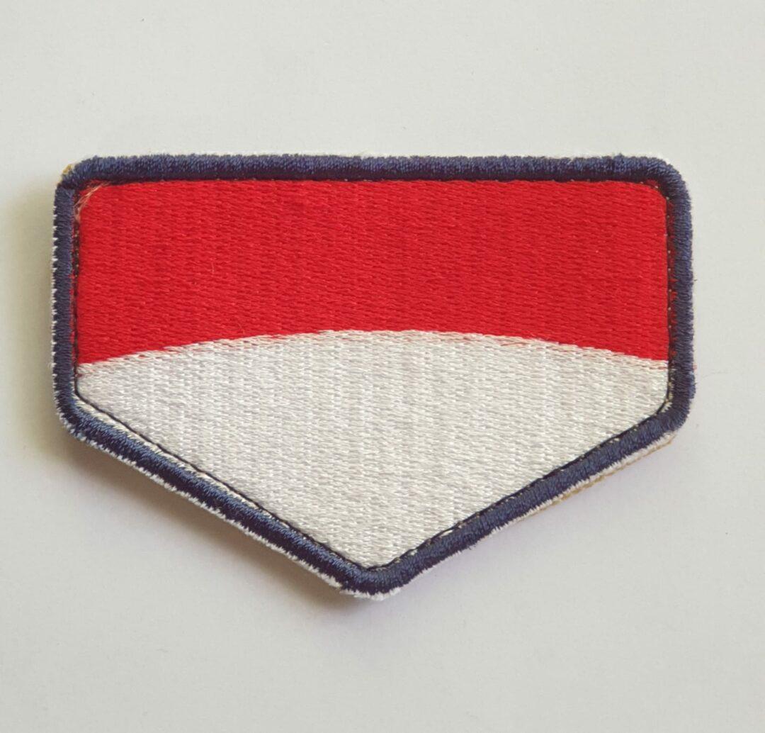 Badge Bendera Merah Putih