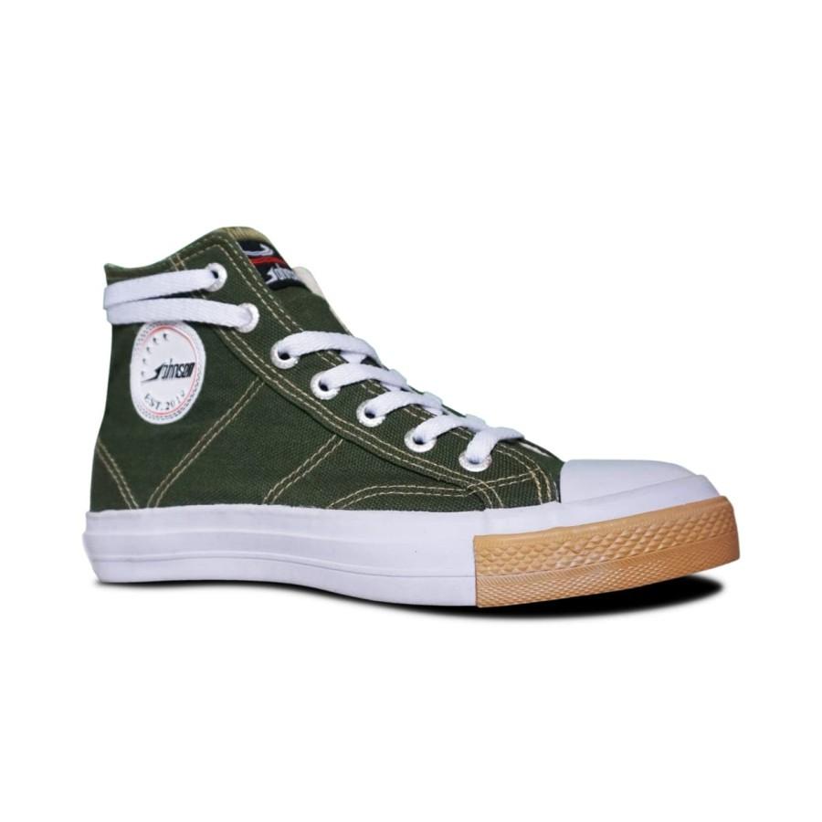 Sepatu Johnson Classic Highcut (HC) Green