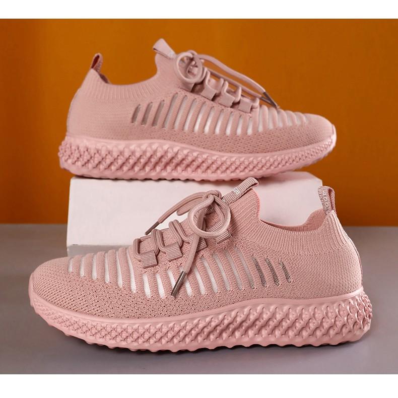 Sepatu Sneaker Wanita Import- Sneaker Drive Zone Runing Shoes DX-1