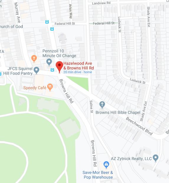 FireShot Capture 007 - Hazelwood Ave & Browns Hill Rd - Google Maps - www.google.com