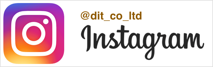 Instagram@dit_co_ltd