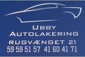 logo ubby auto