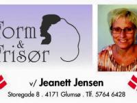 Tillykke til Jeanett
