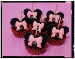 cakepop minie mouse