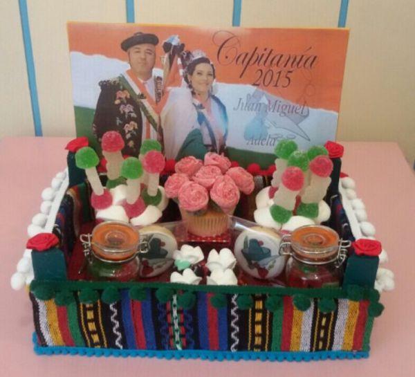 mini mesa dulce