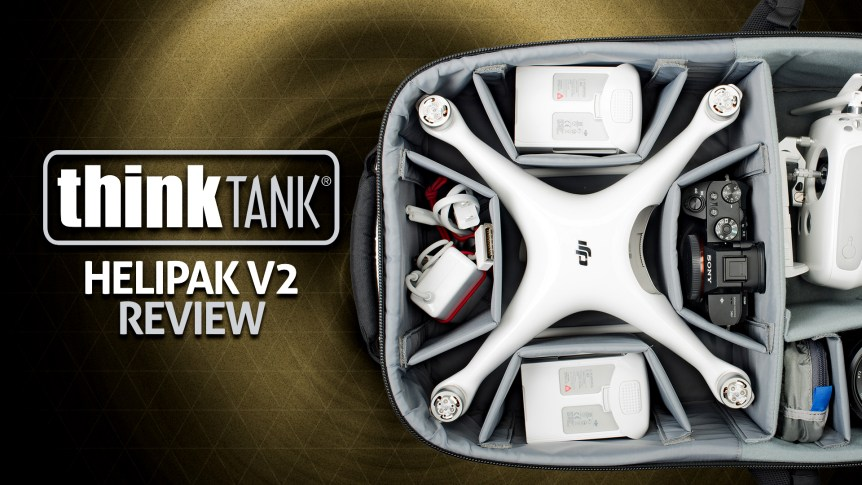 Think Tank Photo Airport Helipak V2 Review