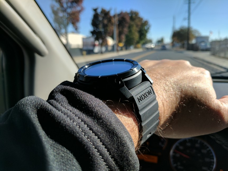 Nixon Android Smart Watch