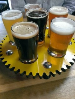 Beer Flight @ Crank Arm