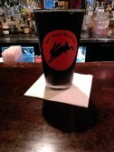 Sticky Stout by Red Hare Brewing Co. @ B. Matthews Eatery