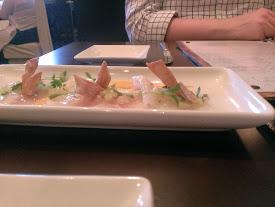 Grouper Ceviche @ The Asbury