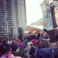 Summer Pops at Romare Bearden Park