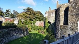 walmer-castle-moat