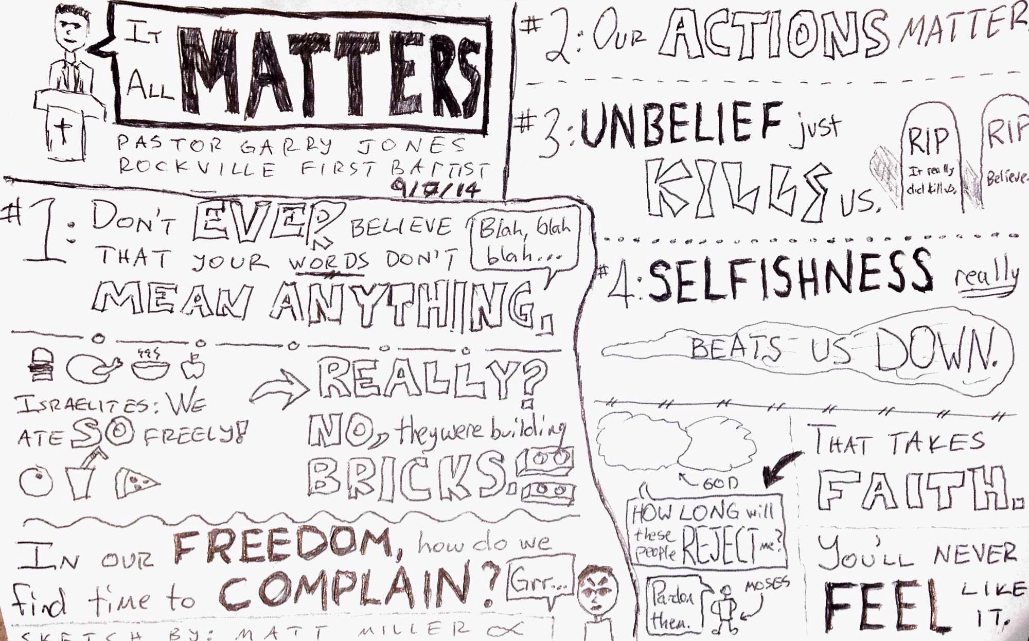 How sketchnoting has changed my thinking as a teacher