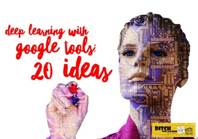 Packaging the abilities of several Google tools together can lead to deep learning around a single topic. Here are some ideas. (Public domain image via Pixabay.com)