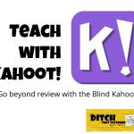 teach with kahoot