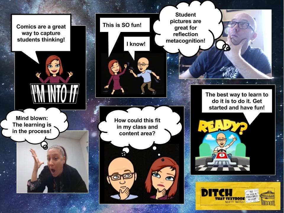 DTTB Comic | Ditch That Textbook