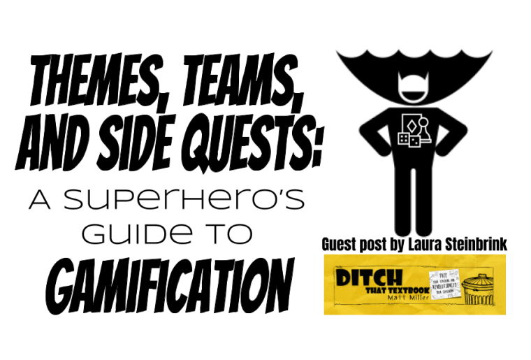 Themes, teams, and side quests: A superhero's guide to