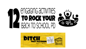 50+ back to school ideas, activities and icebreakers | Ditch